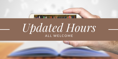 Hours Update May 4, 2021
